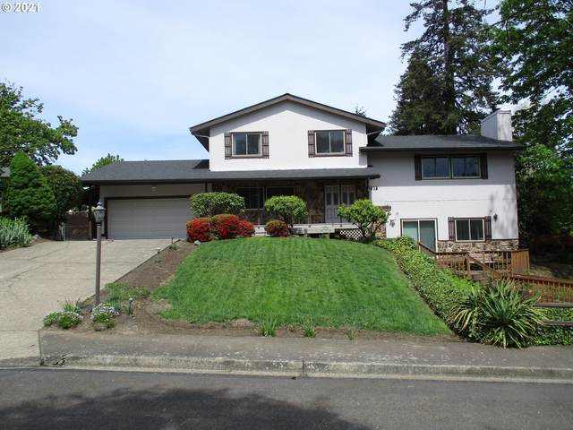 1315 SW Dorothy St, Mcminnville, OR 97128 (MLS #21601926) :: Fox Real Estate Group