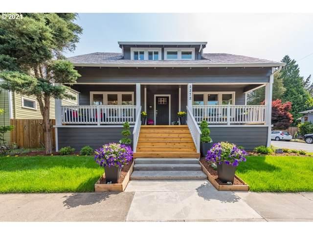 2272 SE 37TH Ave, Portland, OR 97214 (MLS #21602054) :: Cano Real Estate