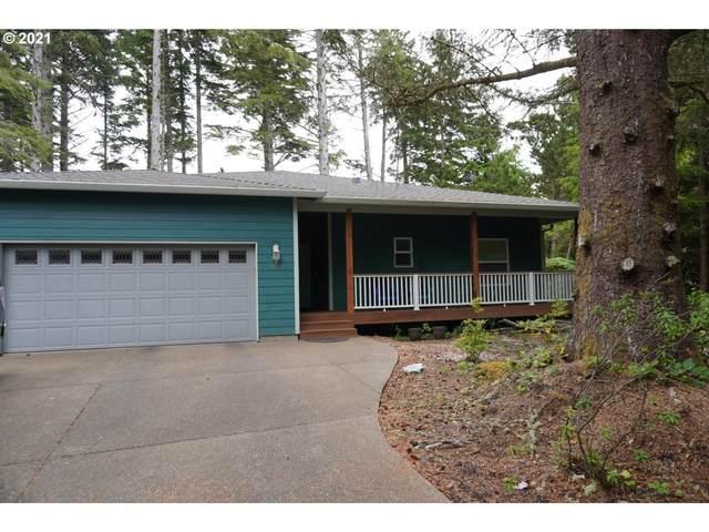 1015 SW Walking Wood, Depoe Bay, OR 97341 (MLS #21602263) :: Premiere Property Group LLC