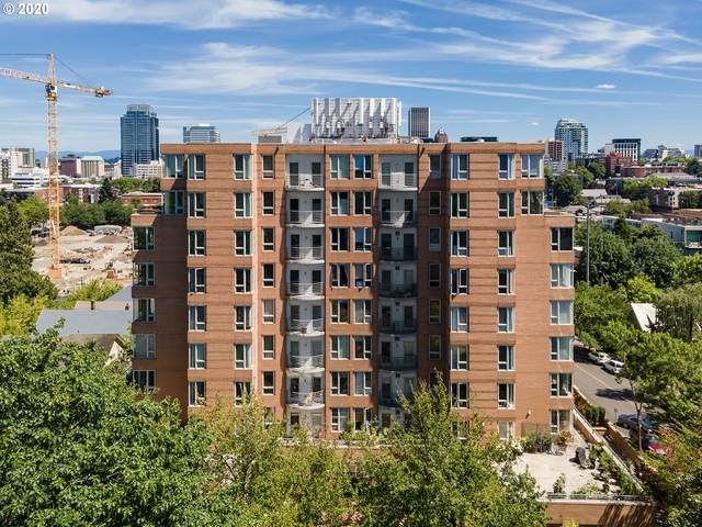 1132 SW 19TH Ave #611, Portland, OR 97205 (MLS #21602432) :: Real Tour Property Group