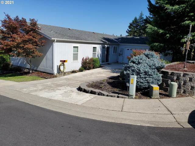 160 Brenda Pl, Canyonville, OR 97417 (MLS #21602453) :: McKillion Real Estate Group
