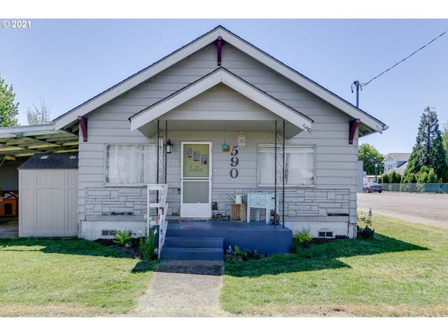 590 Commercial St, Monroe, OR 97456 (MLS #21602467) :: Tim Shannon Realty, Inc.