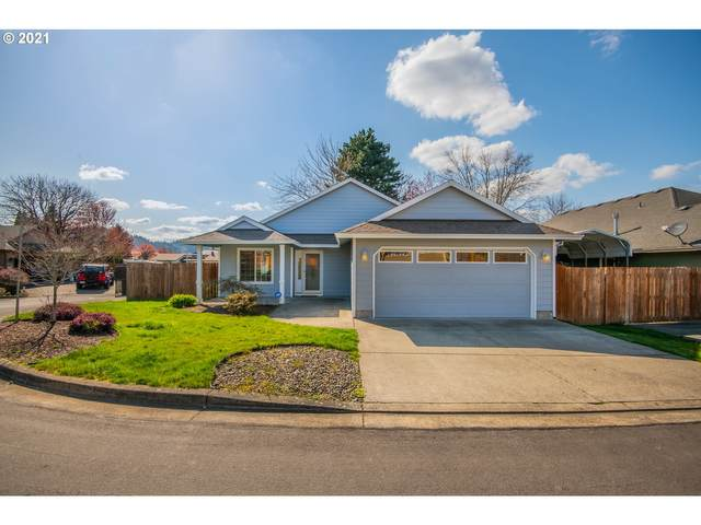 1633 SE Dexter Ln, Gresham, OR 97080 (MLS #21602893) :: Song Real Estate