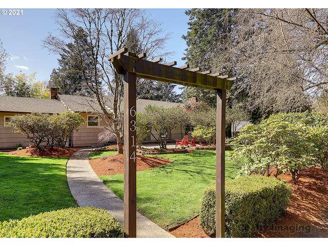 6314 SW Boundary St, Portland, OR 97221 (MLS #21603021) :: Song Real Estate