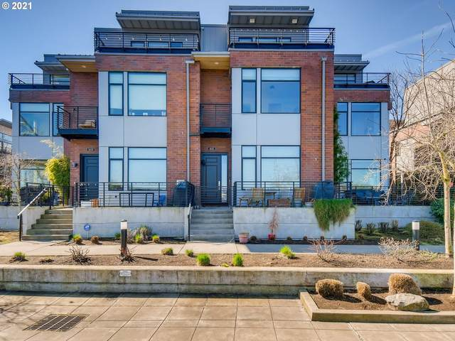 1610 NW Riverscape St, Portland, OR 97209 (MLS #21603517) :: RE/MAX Integrity