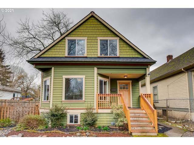 3910 N Haight Ave, Portland, OR 97227 (MLS #21603518) :: Lux Properties