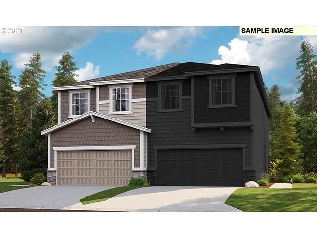 3024 N Pioneer Canyon Dr, Ridgefield, WA 98642 (MLS #21603780) :: Song Real Estate