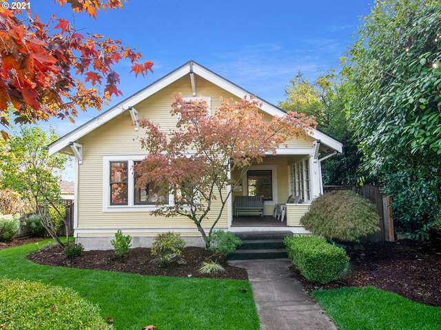 4536 NE 37TH Ave, Portland, OR 97211 (MLS #21604084) :: The Haas Real Estate Team