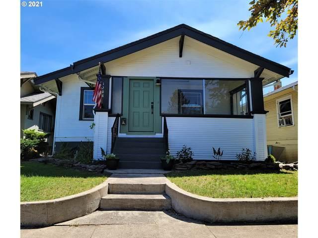 1208 O Ave, La Grande, OR 97850 (MLS #21604183) :: Cano Real Estate