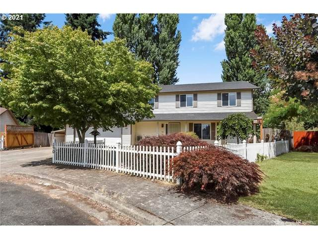 190 Decatur Dr, Kelso, WA 98626 (MLS #21604226) :: Holdhusen Real Estate Group