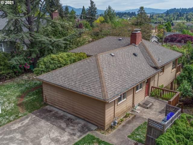 2377 Charnelton St, Eugene, OR 97405 (MLS #21604502) :: Song Real Estate