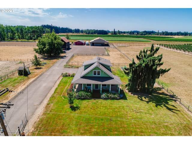 13070 S Liberal Way, Canby, OR 97013 (MLS #21604581) :: Beach Loop Realty