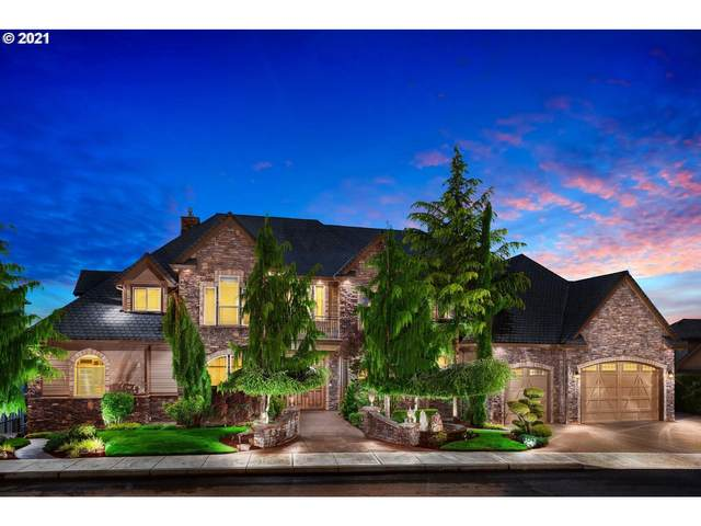 11089 SE Scotts Summit Ct, Happy Valley, OR 97086 (MLS #21605002) :: Townsend Jarvis Group Real Estate