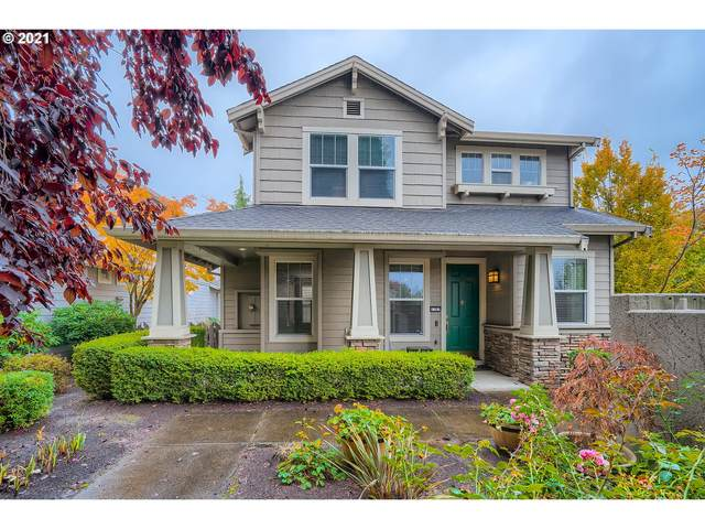 6387 NE Copper Beech Dr, Hillsboro, OR 97124 (MLS #21605191) :: Keller Williams Portland Central