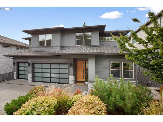 8840 NW Mapleview Ter, Portland, OR 97229 (MLS #21605345) :: The Pacific Group