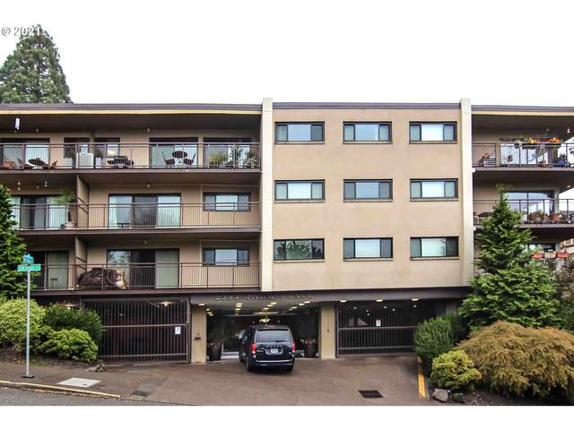 2393 SW Park Pl #309, Portland, OR 97205 (MLS #21605524) :: Premiere Property Group LLC