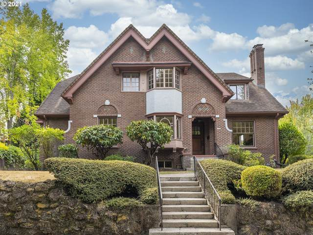 2306 NE Siskiyou St, Portland, OR 97212 (MLS #21605576) :: Next Home Realty Connection