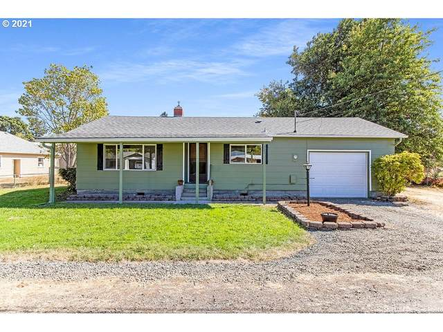 225 Central Ave, Lebanon, OR 97355 (MLS #21605598) :: Change Realty