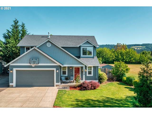 2414 N Crater Ln, Newberg, OR 97132 (MLS #21605690) :: Townsend Jarvis Group Real Estate