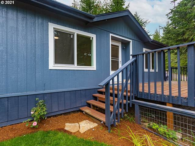 131 Wedrick Rd, Home Valley, WA 98648 (MLS #21605996) :: Premiere Property Group LLC