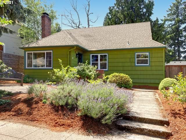 5915 NE 27TH Ave, Portland, OR 97211 (MLS #21606199) :: McKillion Real Estate Group