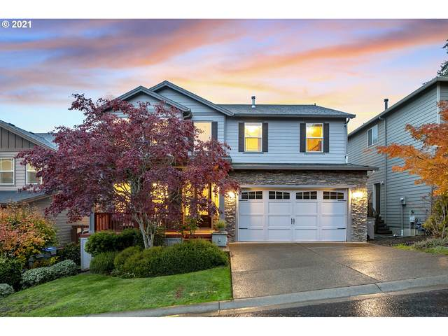 15789 SW Huntwood Pl, Portland, OR 97224 (MLS #21606344) :: Fox Real Estate Group