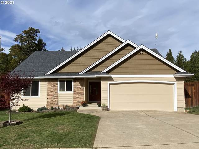 48461 E Meadow Way, Oakridge, OR 97463 (MLS #21606533) :: Townsend Jarvis Group Real Estate