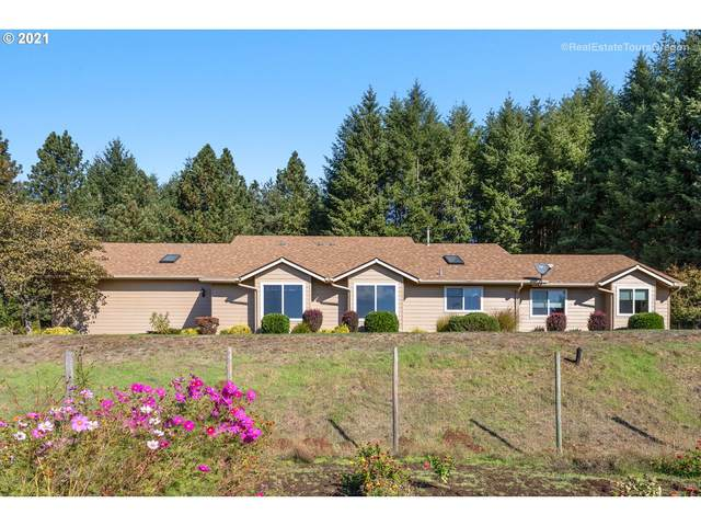 17385 NE Fairview Dr, Dundee, OR 97115 (MLS #21606664) :: Oregon Farm & Home Brokers