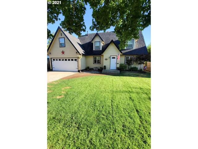 1522 Ash Ave, Cottage Grove, OR 97424 (MLS #21606903) :: Holdhusen Real Estate Group