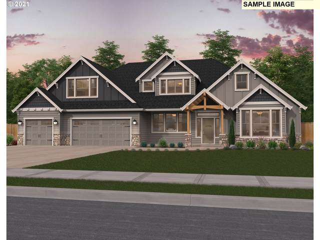 17493 S Sinclair Ln, Oregon City, OR 97045 (MLS #21606923) :: Coho Realty