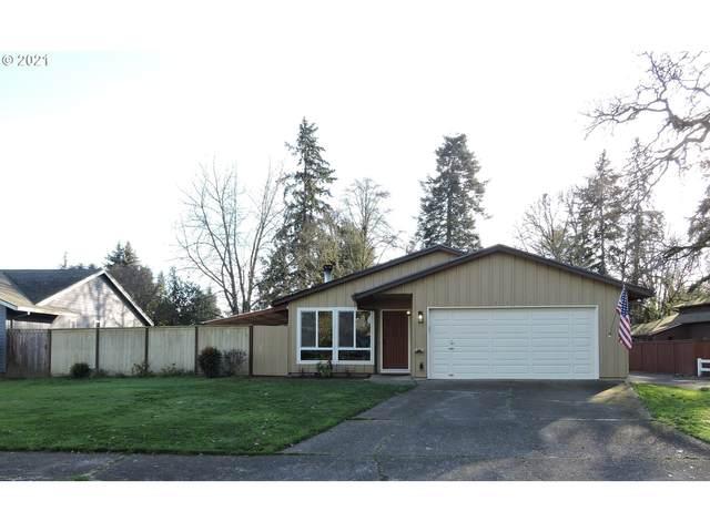 4158 SE Spring St, Hillsboro, OR 97123 (MLS #21607052) :: Premiere Property Group LLC