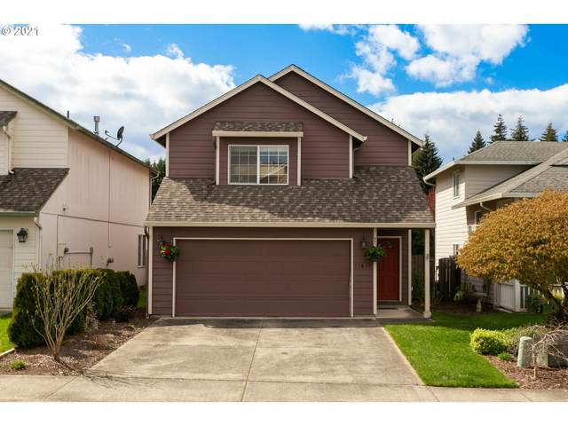 11612 NW 35TH Ave, Vancouver, WA 98685 (MLS #21607081) :: Duncan Real Estate Group