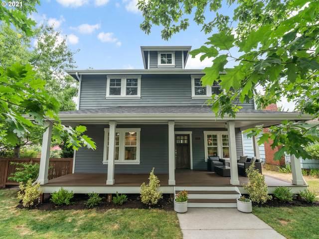4405 SE Ogden St, Portland, OR 97206 (MLS #21607392) :: Next Home Realty Connection