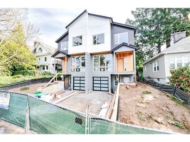 3852 SE Clinton St, Portland, OR 97202 (MLS #21607436) :: RE/MAX Integrity