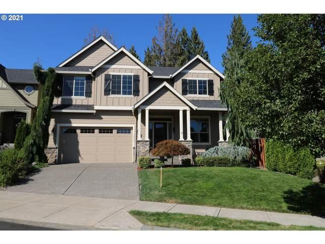 3014 NE 171ST St, Ridgefield, WA 98642 (MLS #21607750) :: Tim Shannon Realty, Inc.
