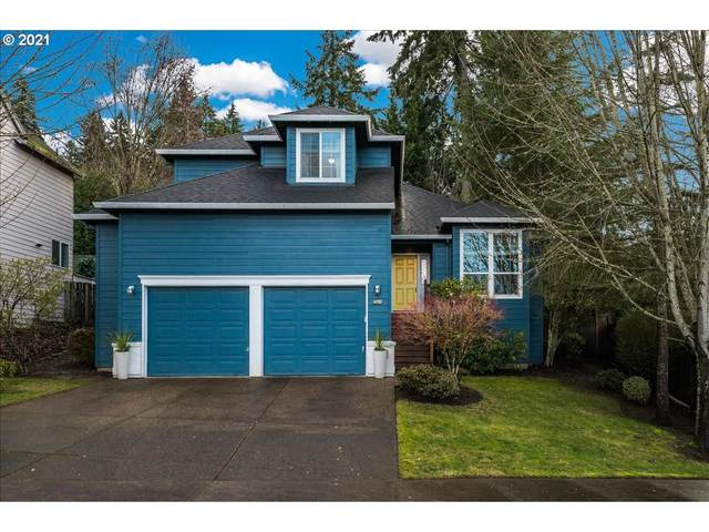 14760 SW Jenshire Ln, Tigard, OR 97223 (MLS #21607760) :: Tim Shannon Realty, Inc.