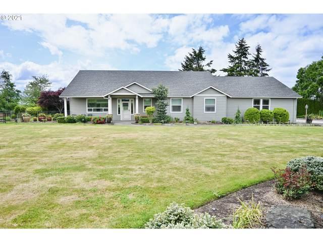 22505 SE Howlett Rd, Eagle Creek, OR 97022 (MLS #21607797) :: McKillion Real Estate Group