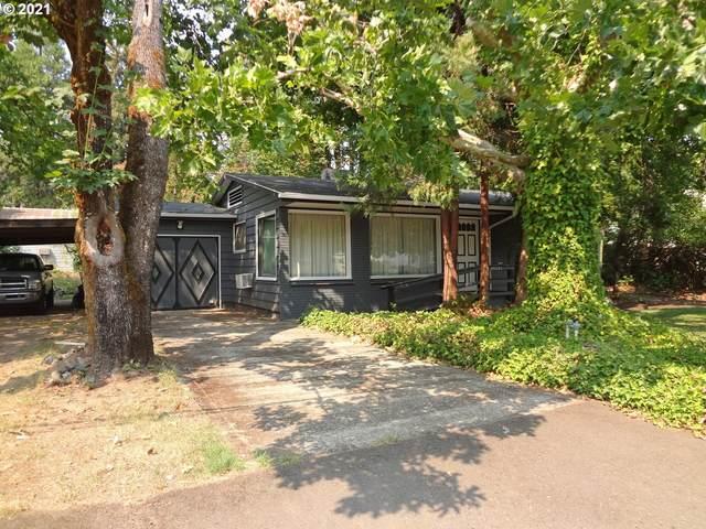 47581 Union St, Oakridge, OR 97463 (MLS #21607990) :: Holdhusen Real Estate Group