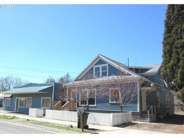 1305 Elm St, Baker City, OR 97814 (MLS #21608180) :: Beach Loop Realty