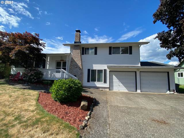 14614 SE 14TH St, Vancouver, WA 98683 (MLS #21608372) :: Townsend Jarvis Group Real Estate