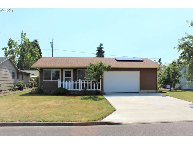 1386 Thompson Rd, Woodburn, OR 97071 (MLS #21608441) :: Next Home Realty Connection