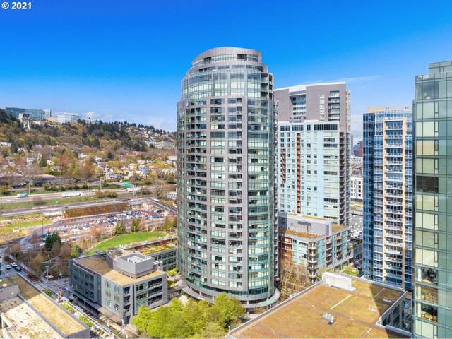 3601 S River Pkwy #911, Portland, OR 97239 (MLS #21608527) :: Fox Real Estate Group
