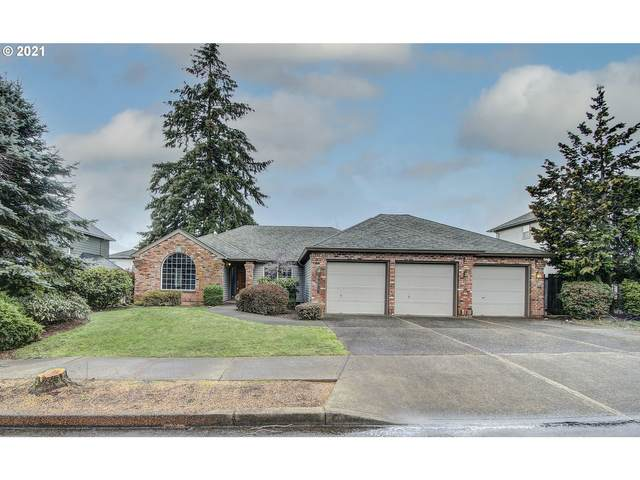 19151 Lot Whitcomb Dr, Oregon City, OR 97045 (MLS #21608600) :: Next Home Realty Connection