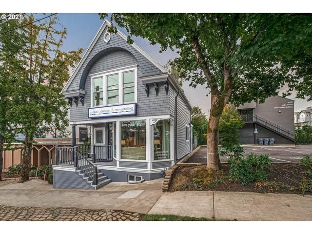 112 S Hamilton St, Portland, OR 97239 (MLS #21608617) :: Gustavo Group
