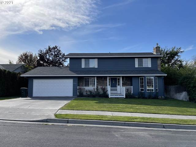 550 Sater Ct, Hermiston, OR 97838 (MLS #21608743) :: Premiere Property Group LLC