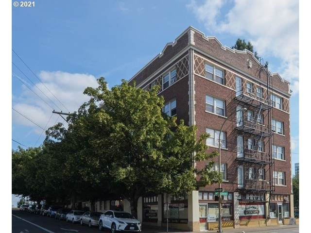 20 NW 16TH Ave #108, Portland, OR 97209 (MLS #21608786) :: Reuben Bray Homes