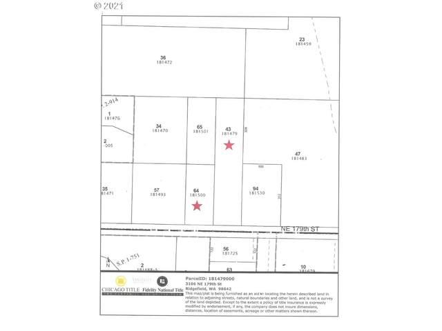 3106 NE 179TH St, Ridgefield, WA 98642 (MLS #21608950) :: Townsend Jarvis Group Real Estate