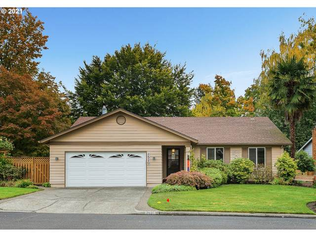 2520 NW 145TH Ave, Beaverton, OR 97006 (MLS #21609030) :: Real Tour Property Group