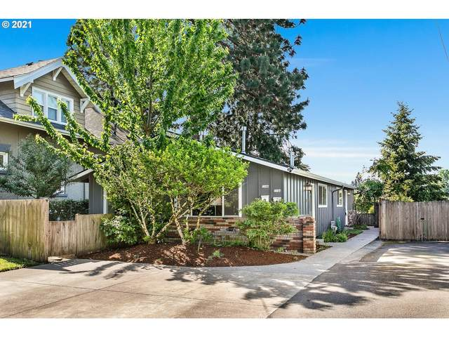 3144 SE Franklin St, Portland, OR 97202 (MLS #21609148) :: Next Home Realty Connection