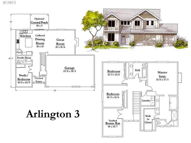 155 S 7th St, Carlton, OR 97111 (MLS #21609325) :: Holdhusen Real Estate Group
